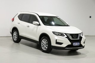 2018 Nissan X-Trail T32 Series 2 ST 7 Seat (2WD) White Continuous Variable Wagon