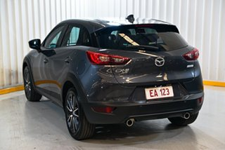 2017 Mazda CX-3 DK4W7A sTouring SKYACTIV-Drive i-ACTIV AWD Grey 6 Speed Sports Automatic Wagon