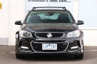 2015 Holden Commodore VF MY15 SS V Sportwagon Redline Black 6 Speed Sports Automatic Wagon.