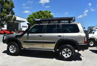 2002 Nissan Patrol GU III ST Plus (4x4) 5 Speed Manual Wagon