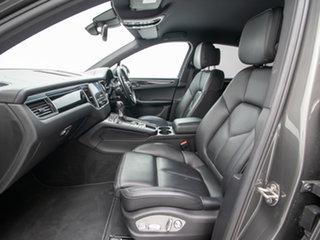 2018 Porsche Macan 95B MY18 S Volcano Grey 7 Speed Auto Dual Clutch Wagon