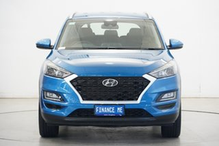 2020 Hyundai Tucson TL4 MY20 Active X 2WD Aqua Blue 6 Speed Automatic Wagon.