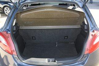 2008 Mazda 2 DE Maxx Grey 4 Speed Automatic Hatchback