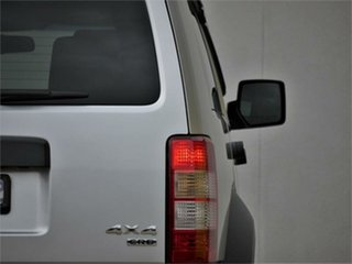 2007 Dodge Nitro KA SX Silver 4 Speed Sports Automatic Wagon