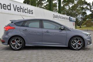 2016 Ford Focus LZ ST Grey 6 Speed Manual Hatchback.