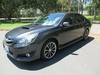 2009 Subaru Liberty B5 MY10 GT AWD Premium Grey 5 Speed Sports Automatic Sedan