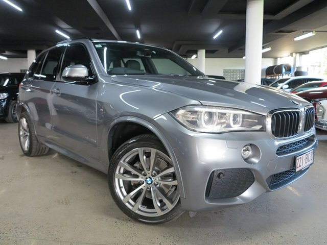 Used BMW X5 F15 sDrive25d Albion, 2014 BMW X5 F15 sDrive25d Space Grey 8 Speed Automatic Wagon