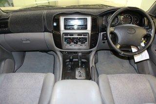 2007 Toyota Landcruiser UZJ100R Upgrade II GXL (4x4) Black 5 Speed Automatic Wagon