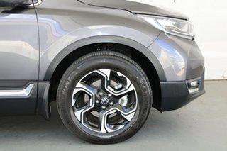 2019 Honda CR-V RW MY20 VTi-LX 4WD Modern Steel 1 Speed Constant Variable Wagon