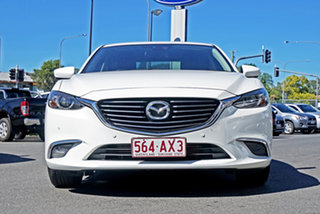 2016 Mazda 6 GL1021 Touring SKYACTIV-Drive 6 Speed Sports Automatic Sedan.