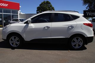 2011 Hyundai ix35 LM MY12 Elite AWD White 6 Speed Sports Automatic Wagon