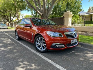 2015 Holden Calais VF MY15 Sportwagon Orange 6 Speed Sports Automatic Wagon.