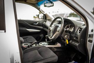 2015 Nissan Navara NP300 D23 ST (4x4) Polar White 7 Speed Automatic Dual Cab Utility