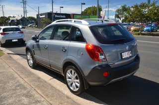 2014 Holden Captiva CG MY14 5 LTZ (FWD) Silver 6 Speed Automatic Wagon