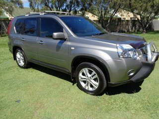 2012 Nissan X-Trail T31 Series IV ST Gold 6 Speed Manual Wagon.