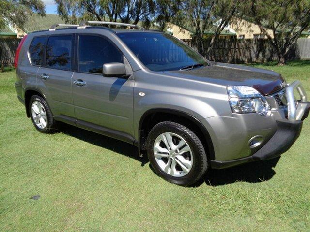 Used Nissan X-Trail T31 Series IV ST Kippa-Ring, 2012 Nissan X-Trail T31 Series IV ST Gold 6 Speed Manual Wagon