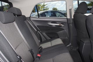 2011 Toyota Corolla ZRE152R MY11 Ascent Grey 4 Speed Automatic Hatchback