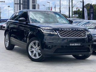 2017 Land Rover Range Rover Velar L560 MY18 Standard SE Black 8 Speed Sports Automatic Wagon.