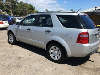 2005 Ford Territory SX TX 4 Speed Sports Automatic Wagon