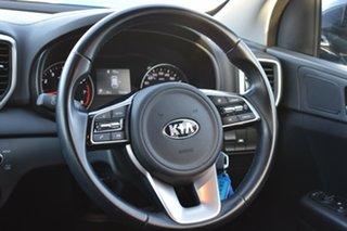 2020 Kia Sportage QL MY20 S 2WD Silver 6 Speed Sports Automatic Wagon