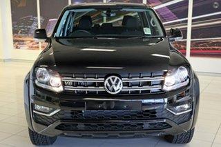 2021 Volkswagen Amarok 2H MY21 TDI550 4MOTION Perm Sportline Black 8 Speed Automatic Utility.