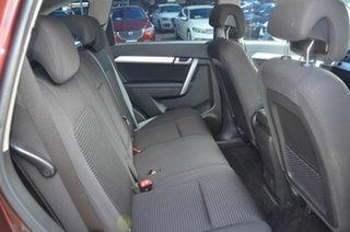 2014 Holden Captiva CG MY14 7 LS (FWD) Maroon 6 Speed Automatic Wagon