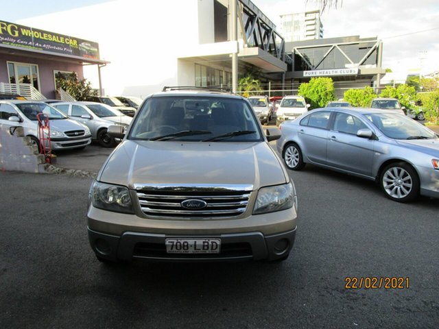 Used Ford Escape ZC XLS Coorparoo, 2007 Ford Escape ZC XLS Brown 4 Speed Automatic Wagon