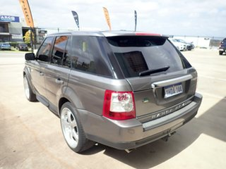 2009 Land Rover Range Rover Sport L320 09MY TDV6 Dark Grey Mica 6 Speed Sports Automatic Wagon