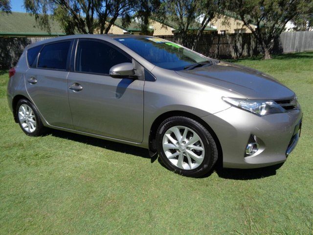 Used Toyota Corolla ZRE182R Ascent Sport S-CVT Kippa-Ring, 2014 Toyota Corolla ZRE182R Ascent Sport S-CVT Grey 7 Speed Constant Variable Hatchback