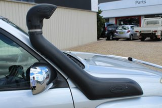 2005 Toyota Landcruiser Prado KZJ120R GXL (4x4) Silver Ash 4 Speed Automatic Wagon