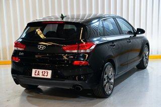 2017 Hyundai i30 GD5 Series II MY17 SR Black 6 Speed Sports Automatic Hatchback