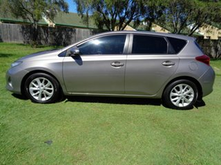 2014 Toyota Corolla ZRE182R Ascent Sport S-CVT Grey 7 Speed Constant Variable Hatchback