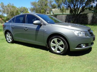 2009 Holden Cruze JG CDX Grey 6 Speed Sports Automatic Sedan
