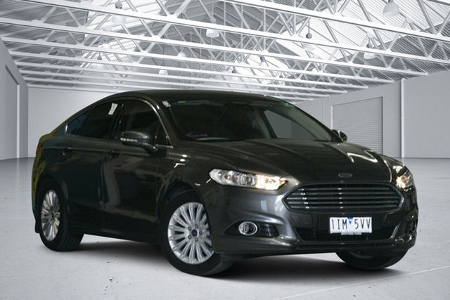 Used Ford Mondeo MD Trend Altona North, 2016 Ford Mondeo MD Trend Grey 6 Speed Automatic Hatchback