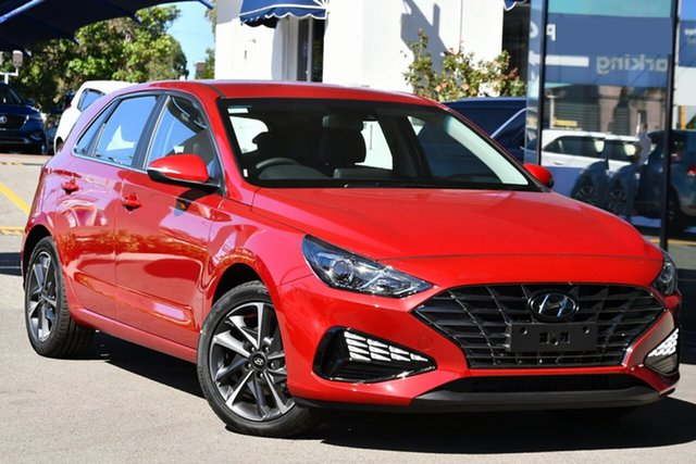 New Hyundai i30 Elite Victoria Park, New MY21 PD.V4 i30 HATCH ELITE 2.0P AUTO