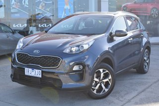 2020 Kia Sportage QL MY20 S 2WD Blue 6 Speed Sports Automatic Wagon.