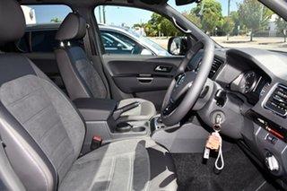 2020 Volkswagen Amarok 2H MY20 TDI580 4MOTION Perm Highline Black Indium Grey 8 Speed Automatic