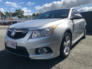 2011 Holden Cruze JH Series II MY11 SRi-V Silver 6 Speed Sports Automatic Sedan