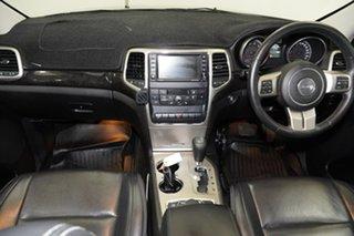 2013 Jeep Grand Cherokee WK MY2013 Laredo Grey 5 Speed Sports Automatic Wagon