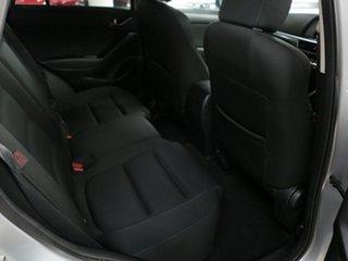 2016 Mazda CX-5 KE1032 Maxx SKYACTIV-Drive i-ACTIV AWD Sport Silver 6 Speed Sports Automatic Wagon