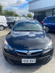 2015 Holden Astra PJ MY15.5 GTC Sport Black 6 Speed Automatic Hatchback.