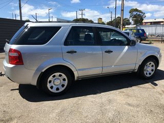 2005 Ford Territory SX TX 4 Speed Sports Automatic Wagon.