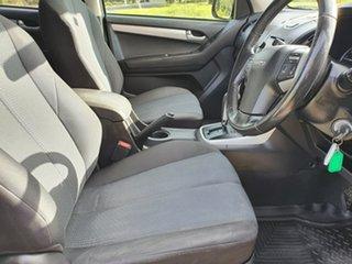 2014 Isuzu D-MAX (No Series) LS-U High Ride White Sports Automatic Utility