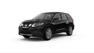 2021 Nissan X-Trail T32 MY21 ST X-tronic 4WD Diamond Black 7 Speed Constant Variable Wagon