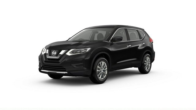 New Nissan X-Trail T32 MY21 ST X-tronic 4WD Moorooka, 2021 Nissan X-Trail T32 MY21 ST X-tronic 4WD Diamond Black 7 Speed Constant Variable Wagon