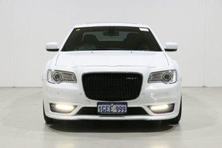 2017 Chrysler 300 MY17 SRT Core White 8 Speed Automatic Sedan.