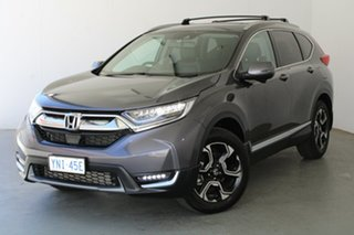 2019 Honda CR-V RW MY20 VTi-LX 4WD Modern Steel 1 Speed Constant Variable Wagon