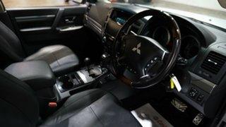 2017 Mitsubishi Pajero NX MY18 Exceed Silver 5 Speed Sports Automatic Wagon