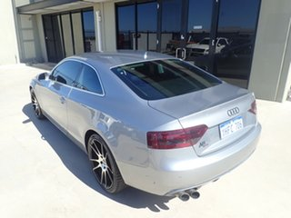 2012 Audi A5 8T MY13 S Tronic Quattro Grey Metallic 7 Speed Sports Automatic Dual Clutch Coupe