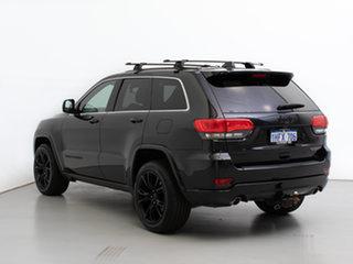 2014 Jeep Grand Cherokee WK MY14 Blackhawk (4x4) Black 8 Speed Automatic Wagon